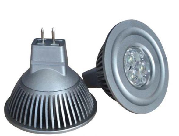 Лампа светодиодная General Electric 96739 1W LED цв. белый MR16 GU5.3 12V 12000 часов (10)