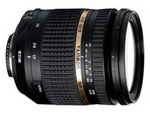Объектив Tamron SP AF 17-50mm f/2.8 XR Di II VC LD Aspherical (IF) Nikon F