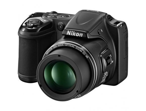 Цифровой фотоаппарат Nikon Coolpix L820