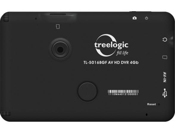Навигатор Treelogic TL-5016BGF AV HD DVR 4Gb