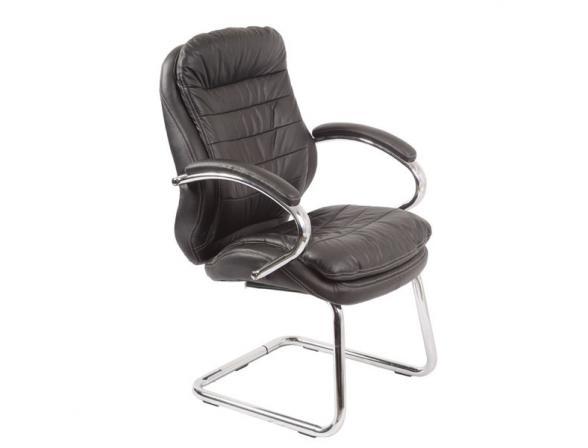 Кресло руководителя BURO T-9950AV/Black