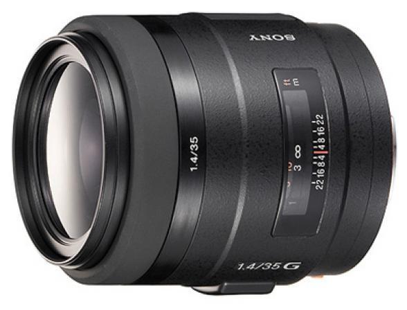 Объектив Sony 35mm f/1.4G*
