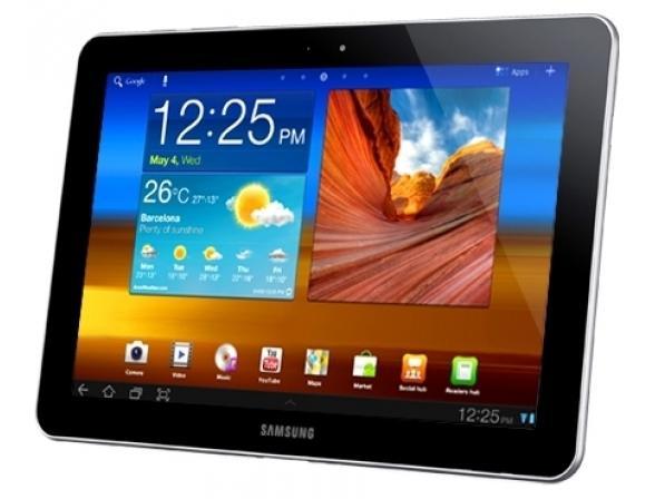 Планшет Samsung Galaxy Tab 16Gb P7510M Black