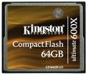 Флэш память Kingston 64 Gb CompactFlash Ultimate 600X