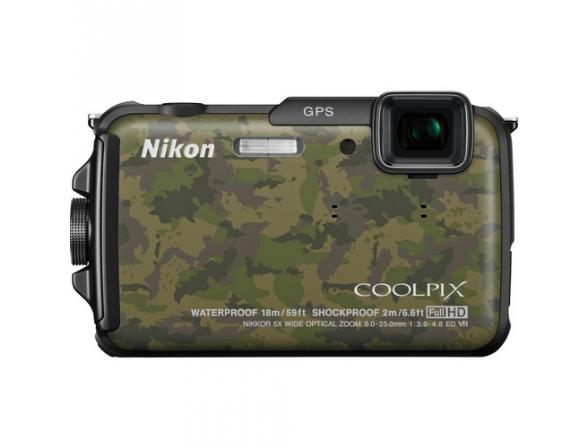 Цифровой фотоаппарат Nikon Coolpix AW110