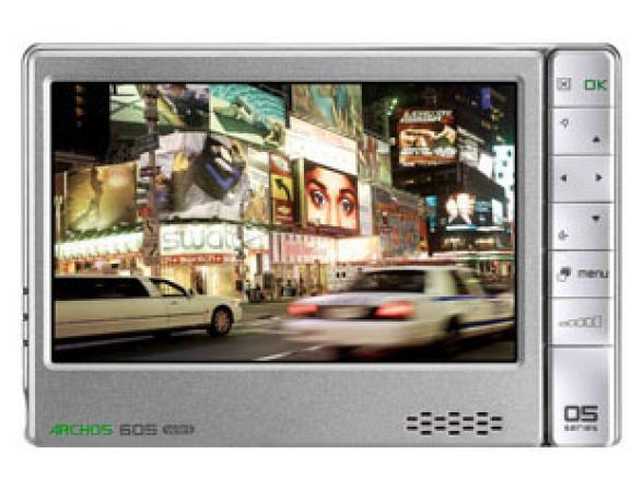 Медиаплеер Archos 605 WiFi 30Gb
