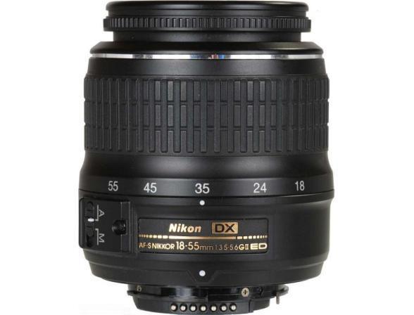 Зеркальный фотоаппарат Nikon D3200 Kit 18-55 II