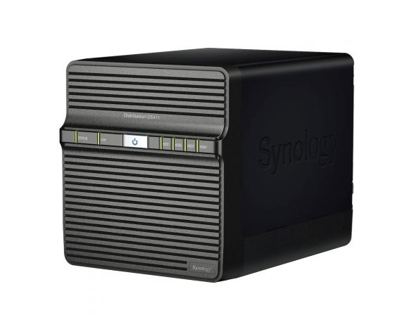 Сетевой накопитель Synology DS411