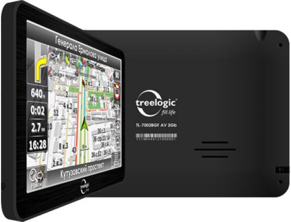Навигатор Treelogic TL-7002BGF AV 2GB