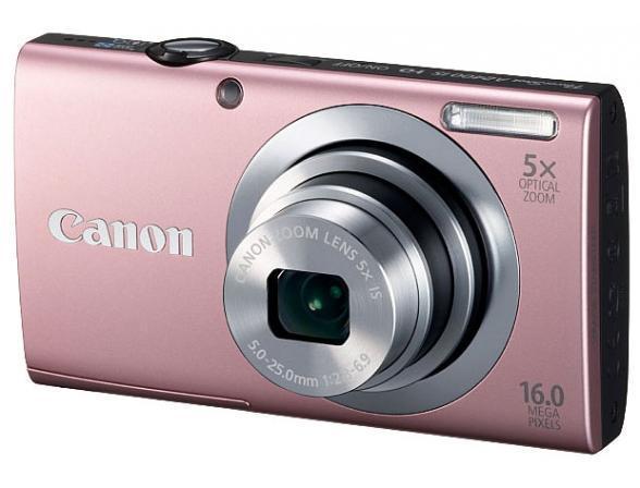 Цифровой фотоаппарат Canon PowerShot A2400
