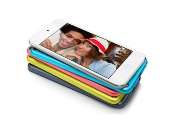 MP3 плеер Apple iPod touch 5 32Gb yellow