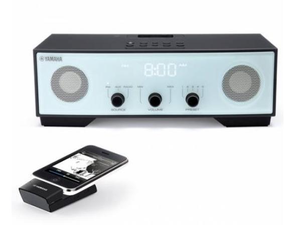 Цифровой радиоприемник Yamaha TSX-W80 / LIGHT BLUE