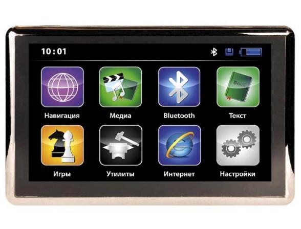 GPS-навигатор Oysters Bronze 2500