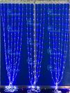 Светодиодный занавес Rich LED Водопад 2*3 метра. 1200 LED