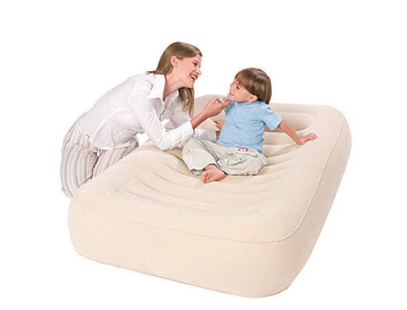 Кровать надувная детская Bestway Countoured Air Bed 67378