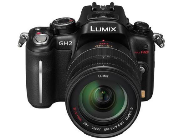 Цифровой фотоаппарат Panasonic Lumix DMC-GH2 14-140 mm