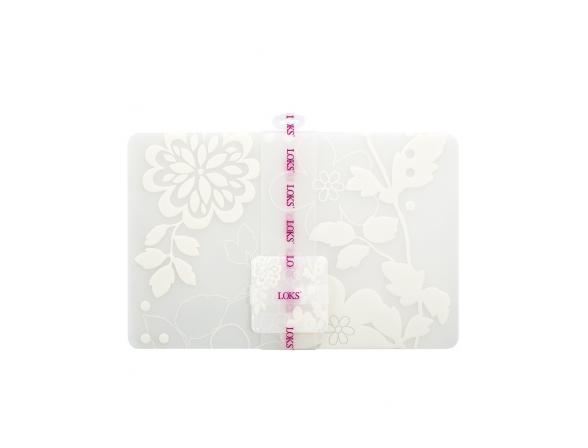 Набор салфеток для сервировки стола LOKS (6+6) P300-100