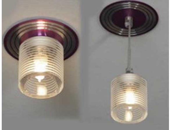 Светильник встраиваемый Lussole LSF-0860-01