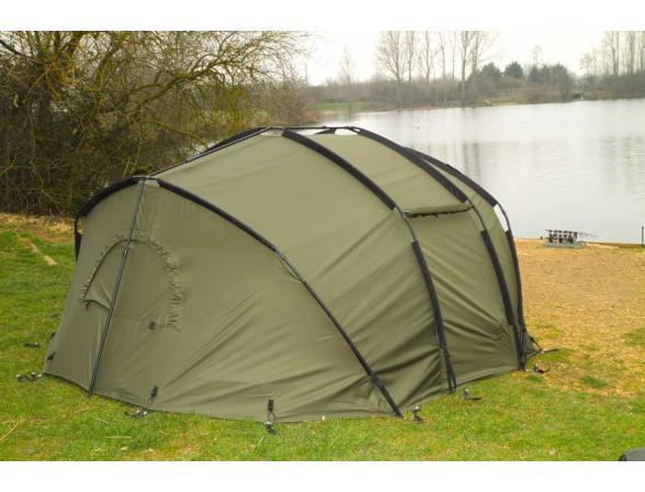 Палатка AVID CARP HQ BIVVY 1,4m (H) x 2,4m (D) x 2,6m (W), 13kg AVBVY/HQ