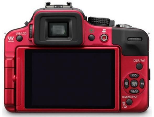 Цифровой фотоаппарат Panasonic Lumix DMC-G3 Kit 14-42 mm