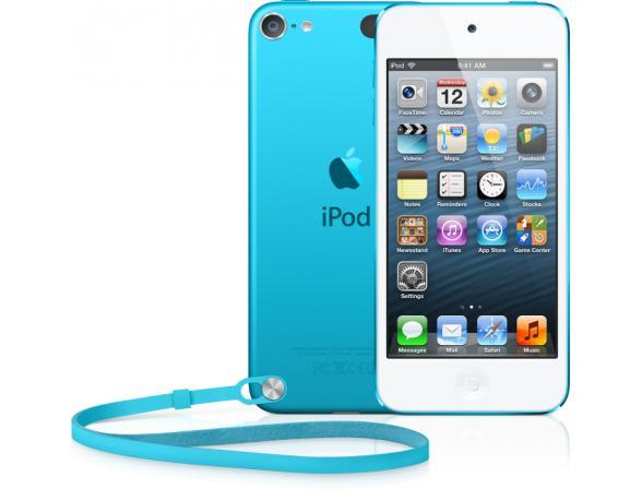 MP3 плеер Apple iPod touch 5 32Gb blue