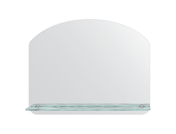 Зеркало с полочкой EVOFORM Attractive BY 0518 (70х55 см)