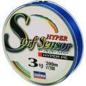 Леска плетеная Daiwa SURF SENSOR HYPER 3 - 200P