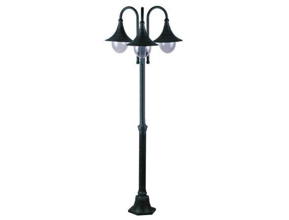Светильник уличный наземный ARTELAMP Malaga A1086PA-3BG