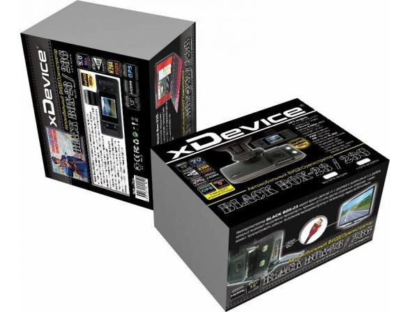 Видеорегистратор xDevice BlackBox-23G