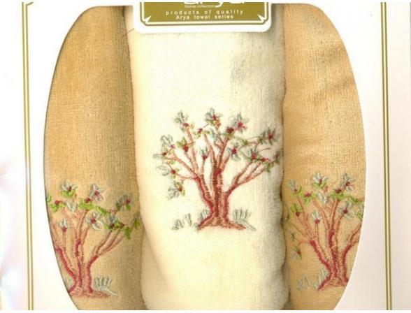 Набор салфеток ARYA TREE (3пр.) 40х70