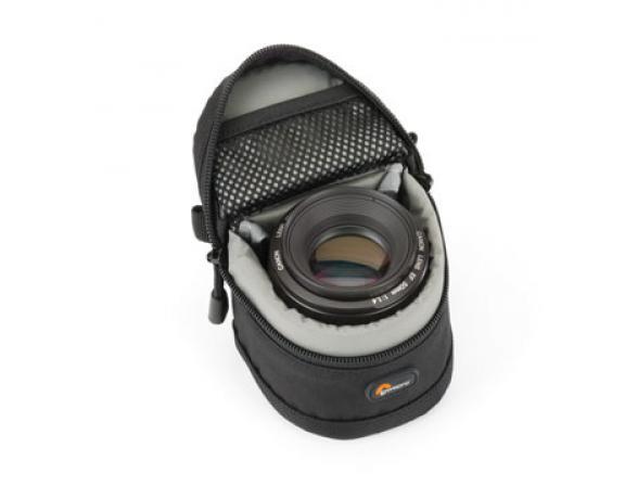 Чехол LowePro S&F Lens Case 8 x 6cm