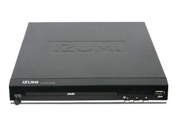 DVD плееры Izumi DD20D111KB