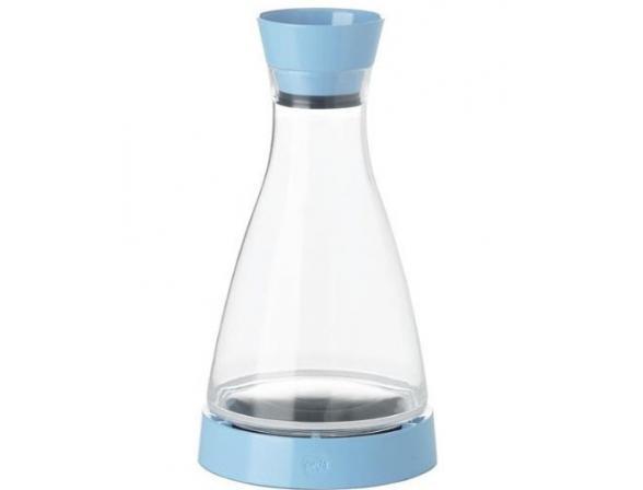 Графин с охлаждающим элементом Emsa FLOW 1л голубой 509112