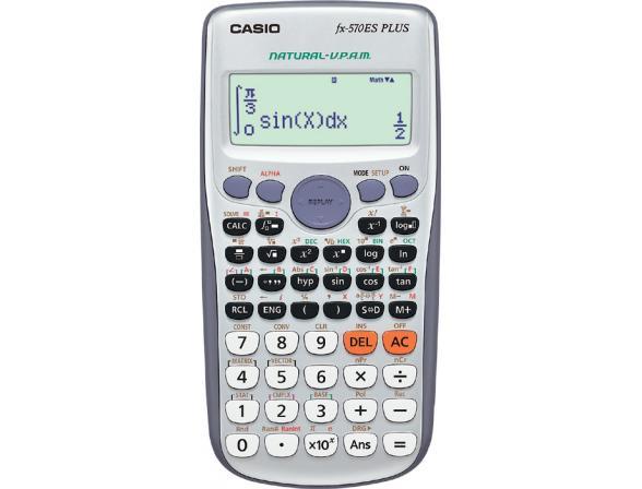 Калькулятор научный Casio casFX-570ESPLUS