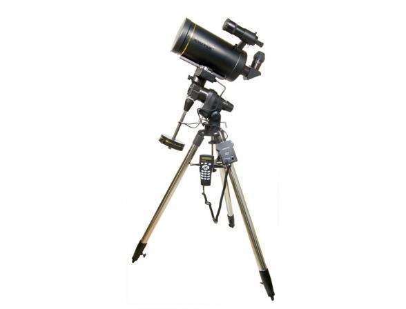 Оптическая схема Максутова-Кассегрена.  Диаметр объектива - 150 мм.  Фокусное расстояние - 1800 мм.Артикул...