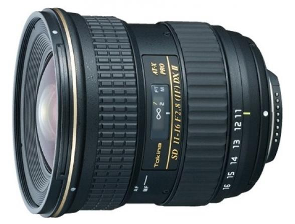 Объектив Tokina AT-X 116 Pro DX II Canon EF