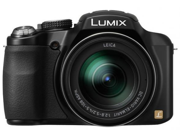 Цифровой фотоаппарат Panasonic Lumix DMC-FZ62