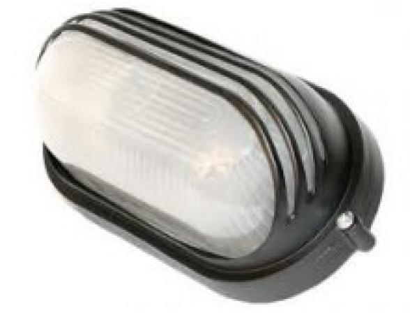 Светильник пылевлагозащищенный Uniel UWL-O-07-100-Black