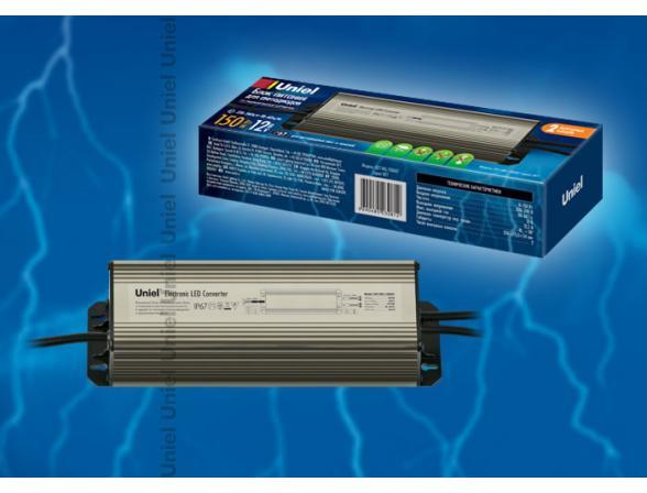 Блок питания Uniel UET-VAL-150A67 12V IP67