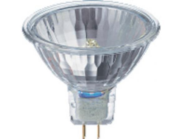 Лампа галогенная General Electric 39874 GU5.3 MR16 50W 12V 24D 2000h (20)