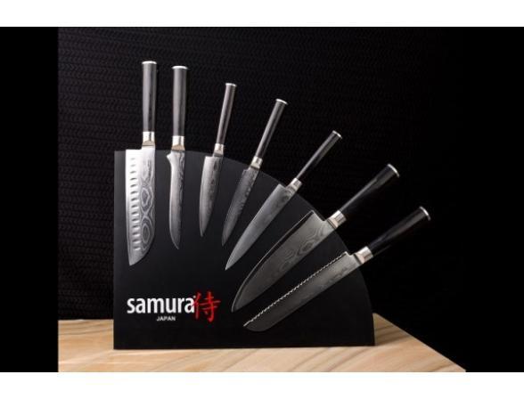Подставка магнитная для стальных ножей Samura KS-002