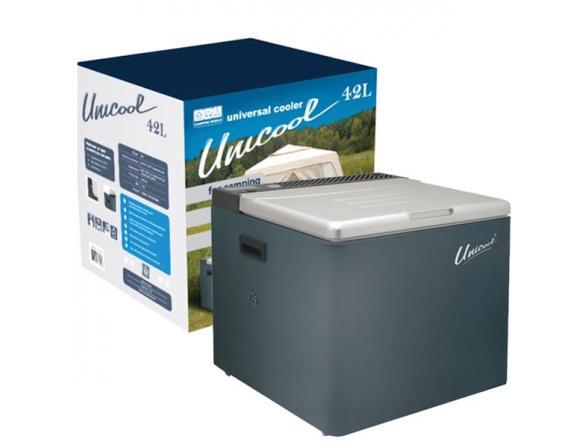 Автохолодильник электрогазовый Camping World Unicool DeLuxe 42л