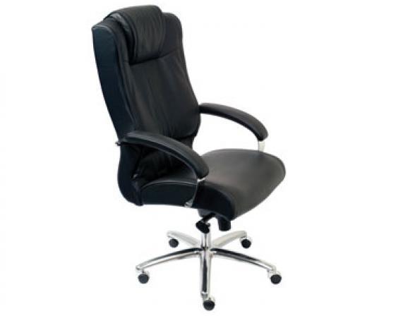 Кресло руководителя BURO 611/Black