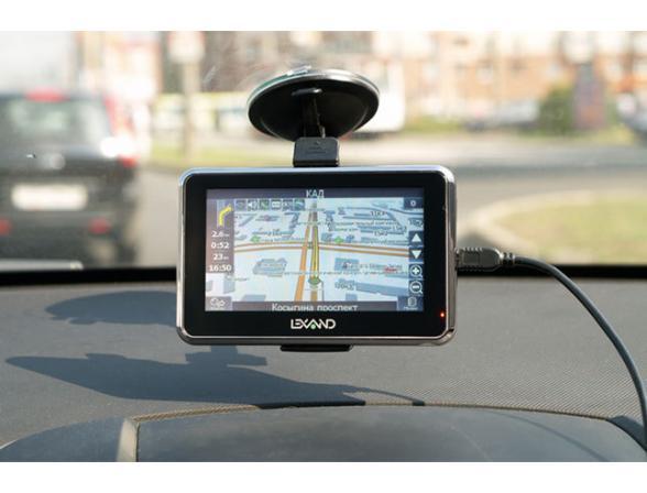 GPS-навигатор Lexand Si-512 PRO