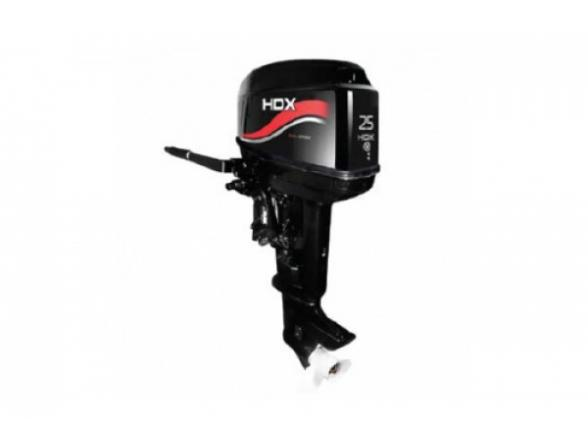 Лодочный мотор HDX 2-х тактный T 20 FWS