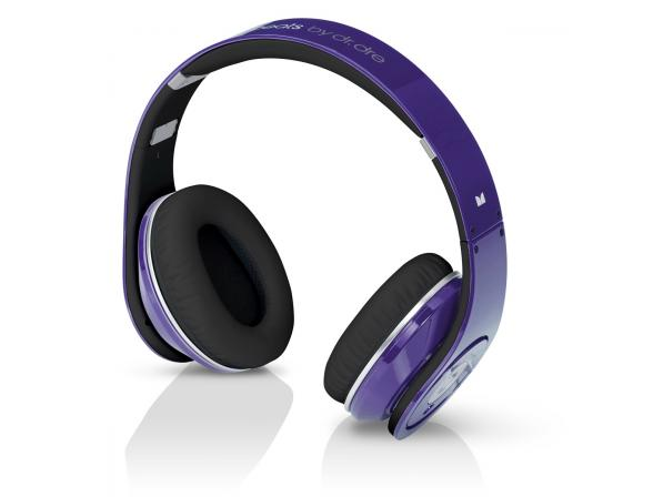 Стерео-наушники Monster Beats Studio Purple
