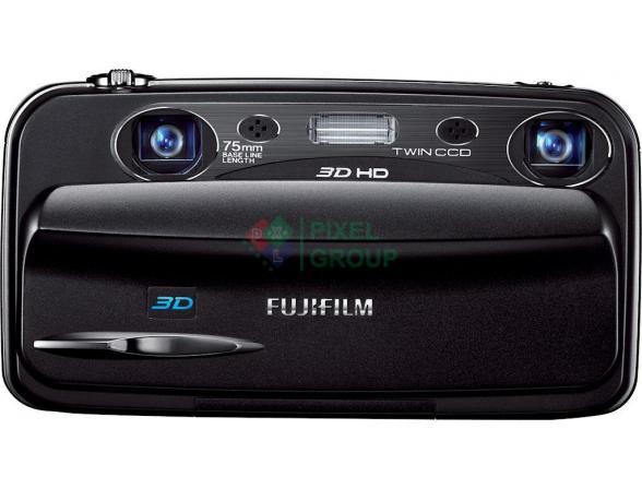 Цифровой фотоаппарат Fujifilm FinePix Real 3D W3*