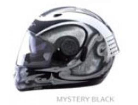 Шлем Yashiro Y170 Mystery S Black M
