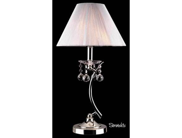 Настольная лампа Eurosvet EU-1087 1087/1 CROME