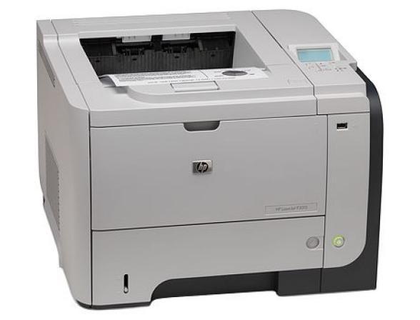 Принтер лазерный HP LaserJet P3015dn